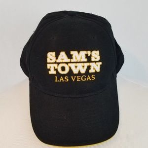 Other - Sam's Town Las Vegas adult baseball cap